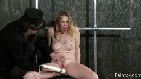 Raw Pussy Punishment