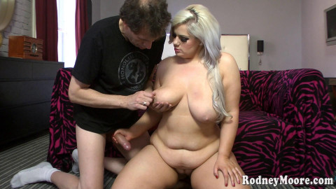 huge tit bbw claudia fucked by old man 1080p