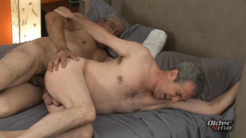 Older4Me - Daddy Pleases Grandpa
