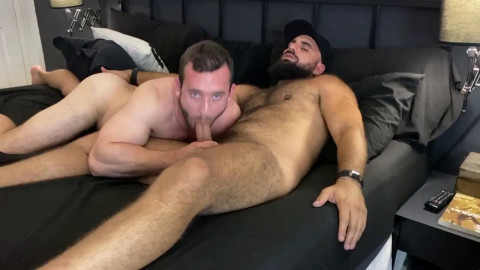 RawFuckClub Mike Gaite 3some with Seth and Elio Knight
