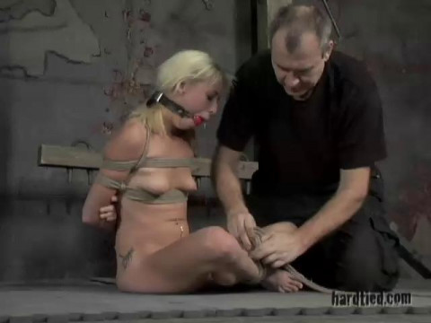 Vip Gold Collection Of HardTied. 33 Clips. Part 2.