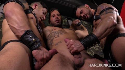 Spanish macho and hard sex part 3