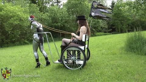 Houseofgord - Pony Janna at Schloss Anna  HD 2015