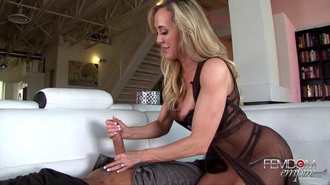 Brandi Love-Stepmom Milking Control