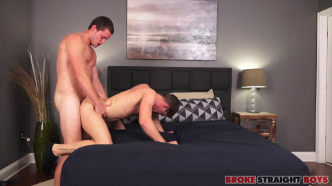 BrokeStraightBoys - Shawn Andrews and Damien Nichols