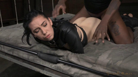 Fresh Faced Bondage Newbie Aria Alexander...(May 2015)
