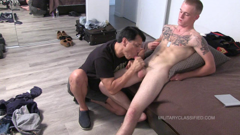 MilitaryClassified - Amon (Blowjob)