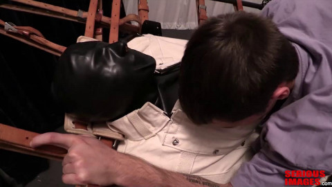 Rubber Bondage and Harassment