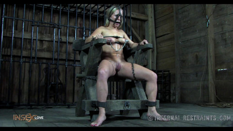 InfernalRestraints - Dia Zerva - Caught To Be Used Part 2