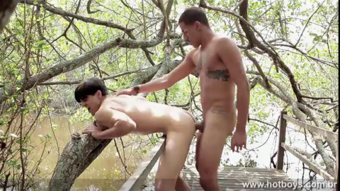 Hot Fucking of Renan Dotadao & Nick Lima (480p)