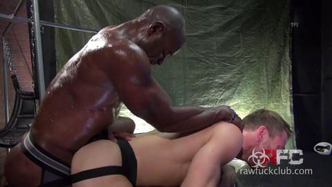 Aaron Trainer Trains Max Adonis Ass Bareback