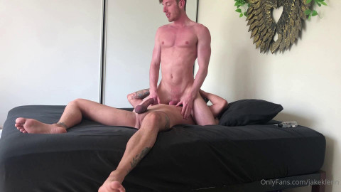Jake Klerin and Orlando