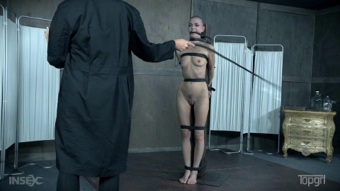 Fluffy Slave  Abigail Dupree Punished By London River