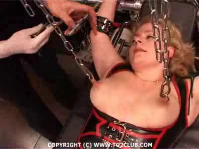 All kind of torture niche in one place, video clips