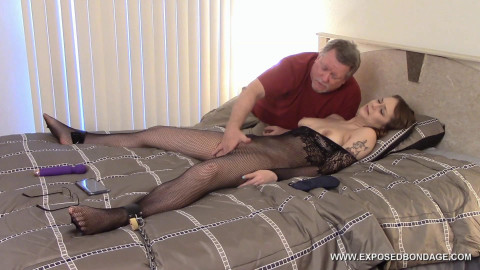 Bdsm Most Popular  Tormented By Gerald And Given An Orgasm!