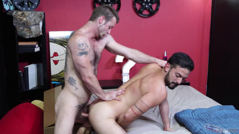 Stepbrother Code Part 1 - Cesar Rossi & Chad Taylor 1080p