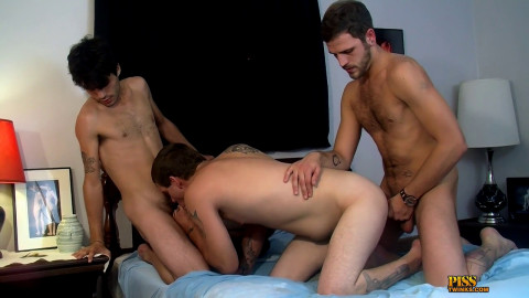 Drac, Welsey Kincaid and Devin Reynolds
