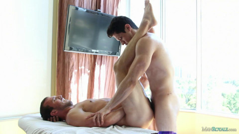 Afternoon Rub Down (Joey Moriarty & Mike Gaite) 720p