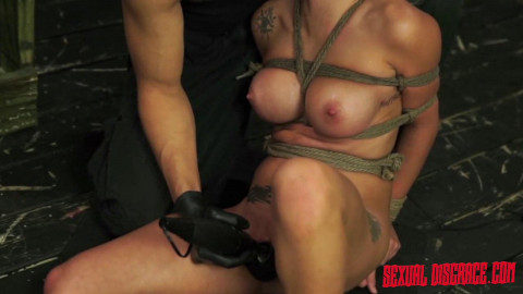 SexualDisgrace - October 15, 2015 - Bibi Miami #1 Sexual Disgrace Bound For Glory