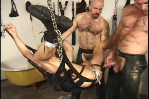 Dominate Fuck With Piss & Double Anal