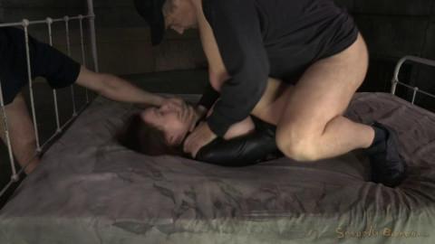 Butt Straightjacketed (18 Feb 2015) Sexually Broken