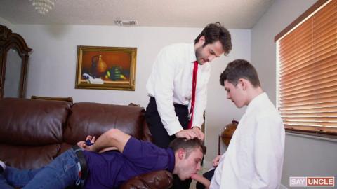MissionaryBoys - Jesse Avalon, Dakota Lovell & Dante Drackis