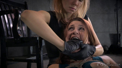 Snsation Slut - Cici Rhodes and Rain DeGrey