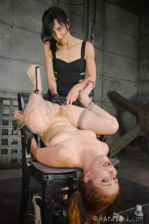 HT - Aug 6, 2014 - Penny Pax and Elise Graves - Tiny Feet - HD