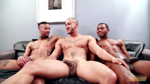 Kiern Duecan, Jin Powers, Krave Moore