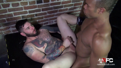 Teddy Bryce Loves Cock With Timarrie Baker Bareback