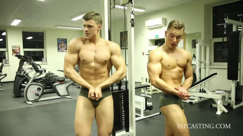 Fitcasting Competition Lukas Vs. Lukas - Full Movie - HD 720p