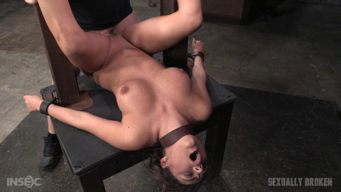 Roughly Fucked With Tag Team Dick Down (Charlotte Cross) Sexually Broken