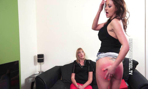 Remingtonsteel - Ashley is a young housewife