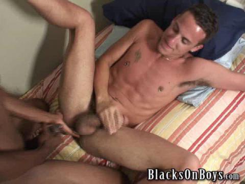 White homosexual guys Like BBC vol. 109
