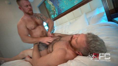 Raw Fuck Club - Cain Marko and Jack Vidra - Hardcore Husbands