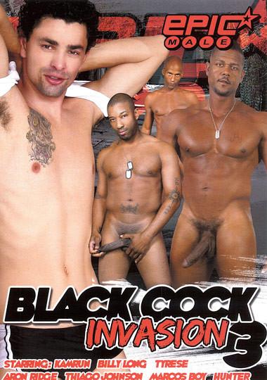 Epic Male - Black Cock Invasion 3
