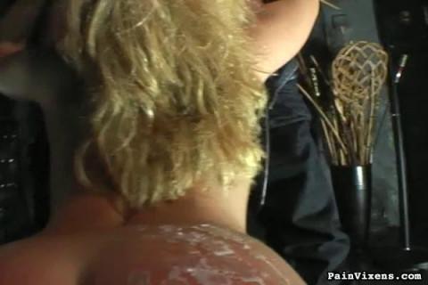 Pain Vixens - Blonde Pain Slut