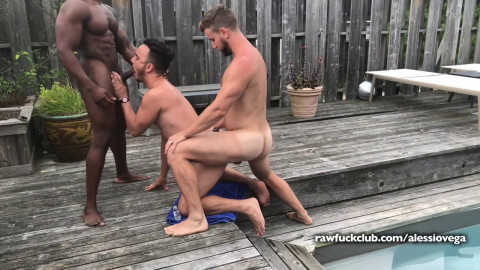 Raw Fuck Club - Husband shares my hole with Max Konnor - Part 1