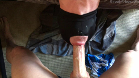 Throat-it-boy 22yo Cocksucker Throats My 4-day Nutt (720p)
