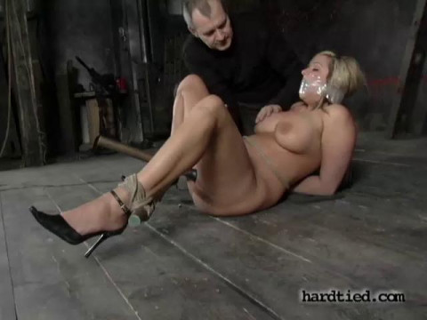Exclusive Beautifull New Unreal Cool Mega Collection Of Hard Tied. Part 3.