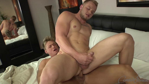 Riding Connors Cock
