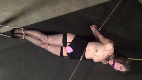 Rachel Adams: Tied and Played with - ITN