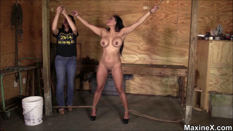 Interrogated And Tortured - Part FIRST