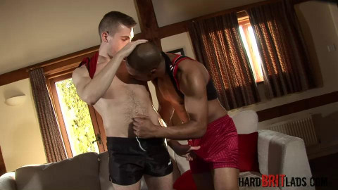 Hard Brit Lads - Drew Brody and Ben Collins