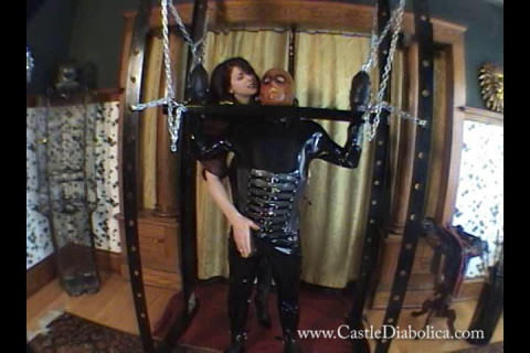 Castle Diabolica Porn Videos Part 7 (10 scenes)