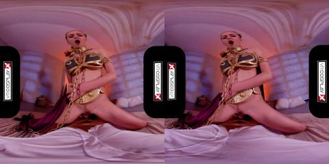 Slave Leia A XXX Parody - FullHD 1080p