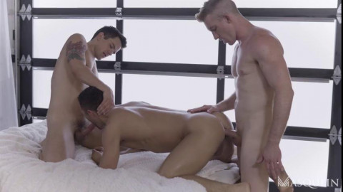 Hot 3some Dakota Payne, Nick Fitt & Colby Tucker 480p
