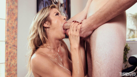 Alexis Fawx - Slide Your Cock Down My Throat (2018)