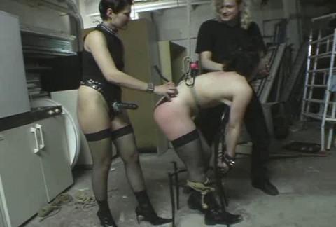 Genuine Black Label - Ropes and Kisses Scene 2