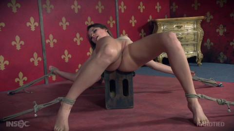 Zoey Laine - Bent Back Bondage Bitch